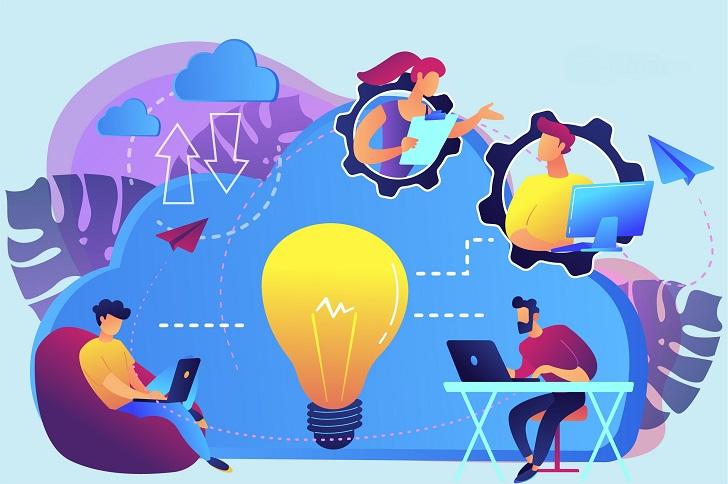 از ایده تا اجرا در فرایند تولید محتوا