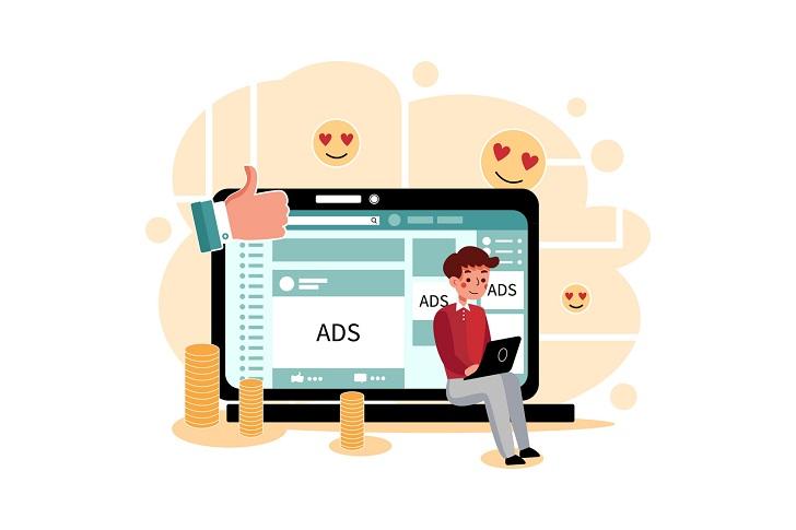 تبلیغات در فضای آنلاین