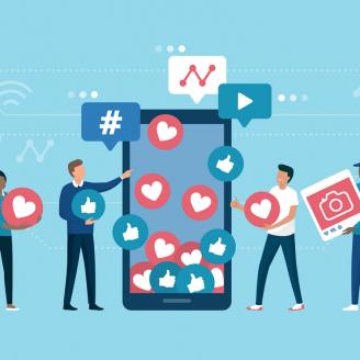 مفهوم بازاریابی در شبکه اجتماعی