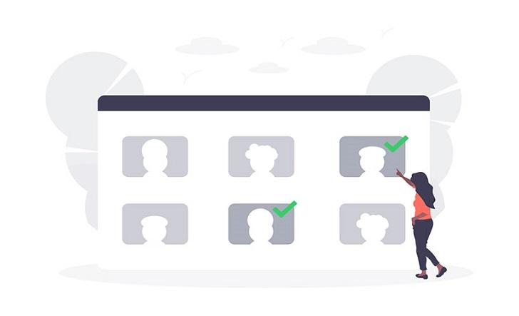 مخاطب هدف در شبکه های اجتماعی