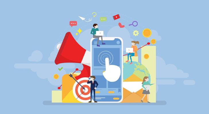 مفهوم موبایل مارکتینگ