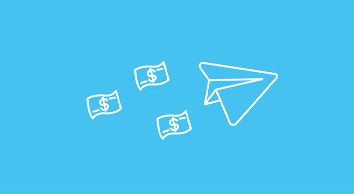 درآمد و تلگرام