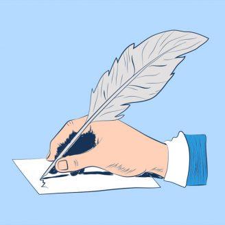نوشتن محتوای متنی موفق در وبلاگ