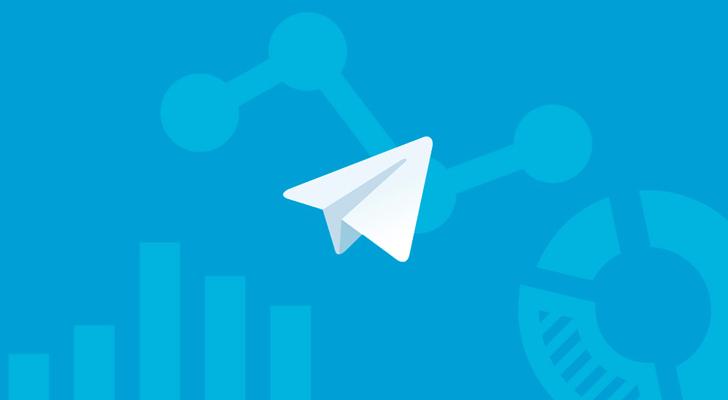 آمار کانال تلگرام