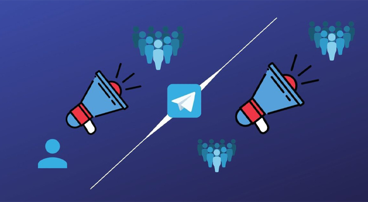 گروه تلگرام برای کسب و کار