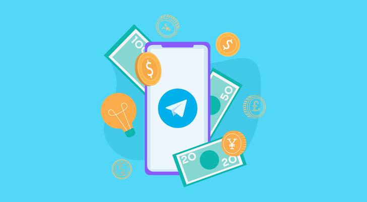 کسب درآمد در تلگرام