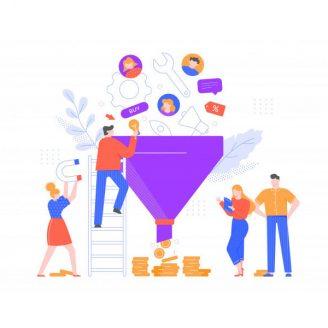 منظور از قیف بازاریابی چیست؟
