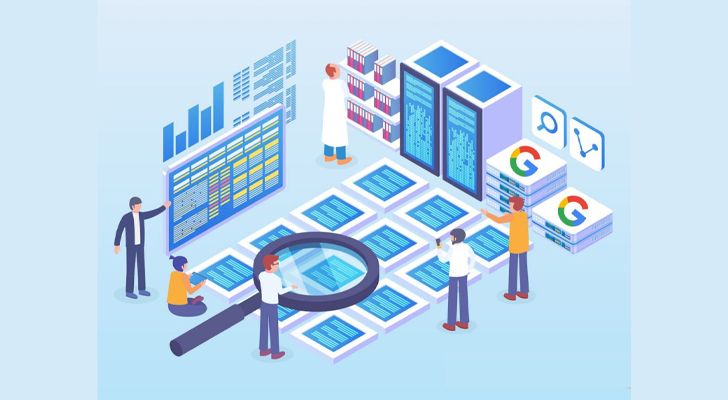 توسعه ی الگوریتم های گوگل