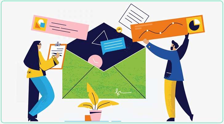 افزایش ایمیل لیست با برگزاری آزمون ها
