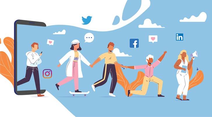 لینکدین و سایر شبکههای اجتماعی