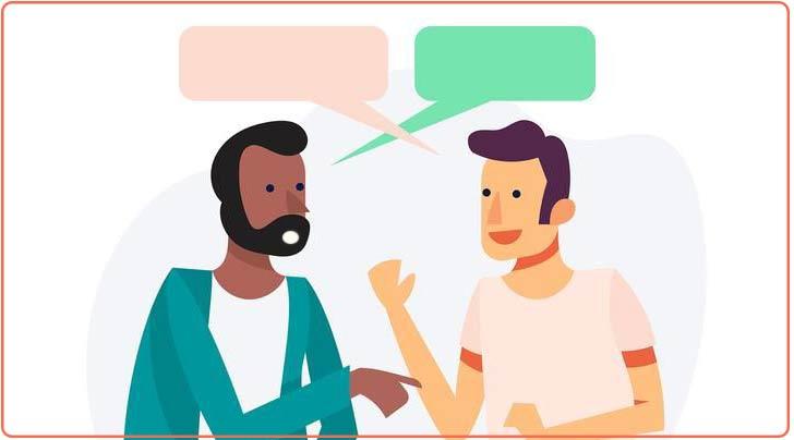 پرسش از دوستان درباره اکانتشان