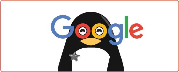 پلیس گوگل، پنگوئن خان!